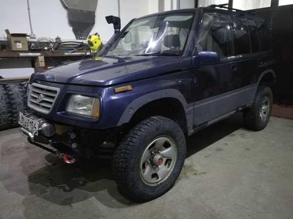 Suzuki Escudo, 1995 год, 190 000 руб.