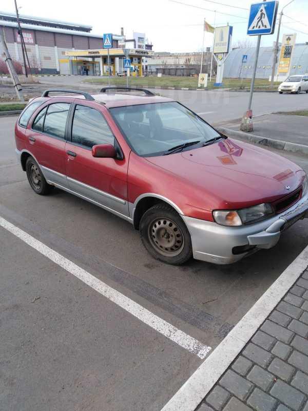 Nissan Lucino, 1996 год, 170 000 руб.