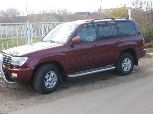 Toyota Land Cruiser, 1998 год, 770 000 руб.