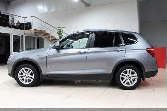 BMW X3, 2015 год, 1 570 000 руб.