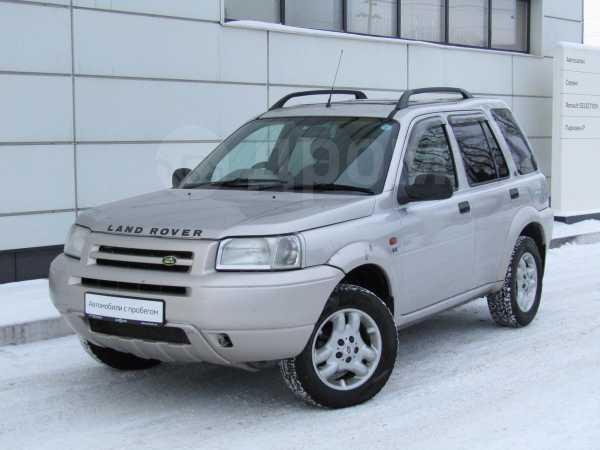 Land Rover Freelander, 2001 год, 230 000 руб.