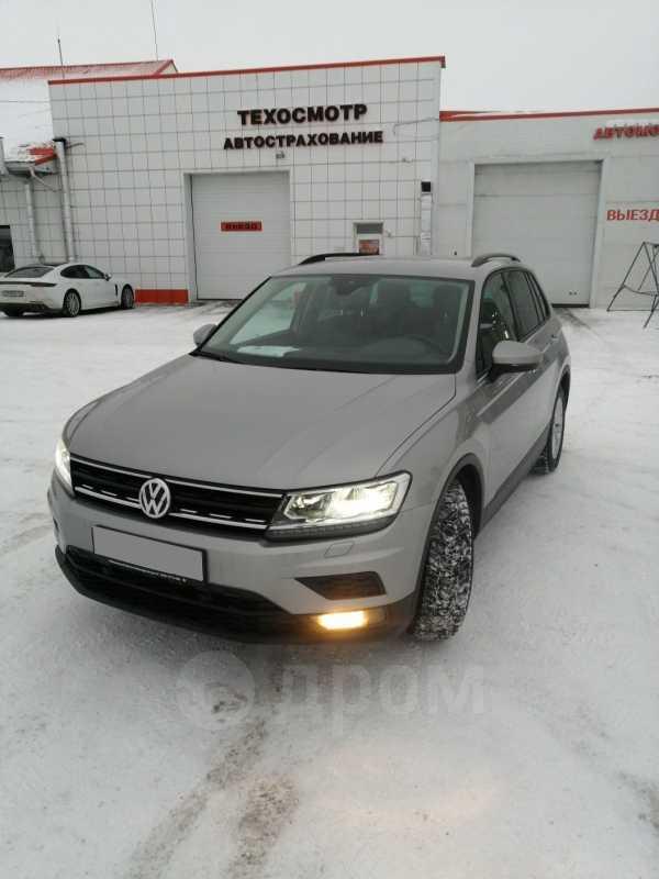 Volkswagen Tiguan, 2018 год, 1 399 000 руб.