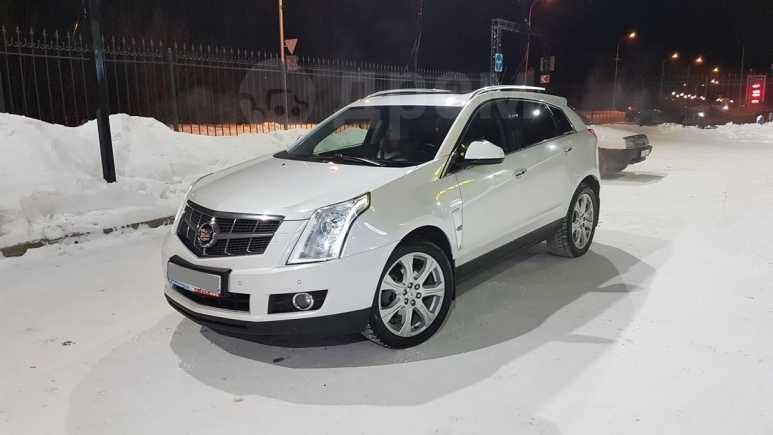 Cadillac SRX, 2010 год, 1 020 000 руб.