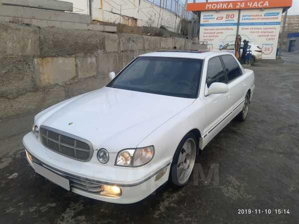 Hyundai Dynasty, 1992 год, 180 000 руб.