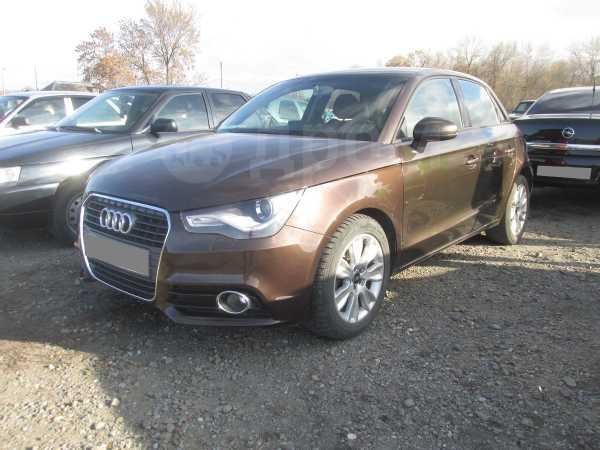 Audi A1, 2012 год, 585 000 руб.