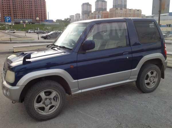 Mitsubishi Pajero Mini, 2002 год, 250 000 руб.