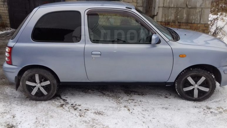 Nissan March, 2001 год, 95 000 руб.