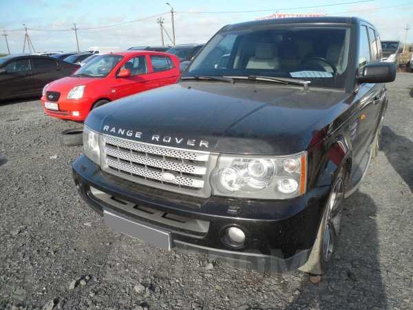 Land Rover Range Rover Sport, 2005 год, 760 000 руб.