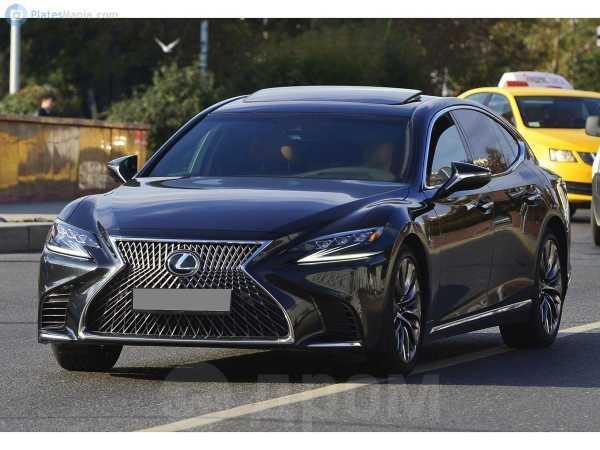 Lexus LS500, 2018 год, 4 950 000 руб.