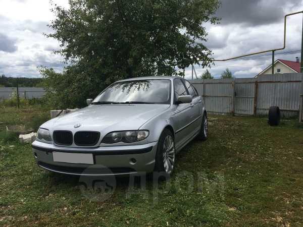 BMW 3-Series, 2003 год, 310 000 руб.