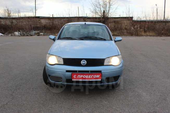 Fiat Albea, 2007 год, 120 000 руб.