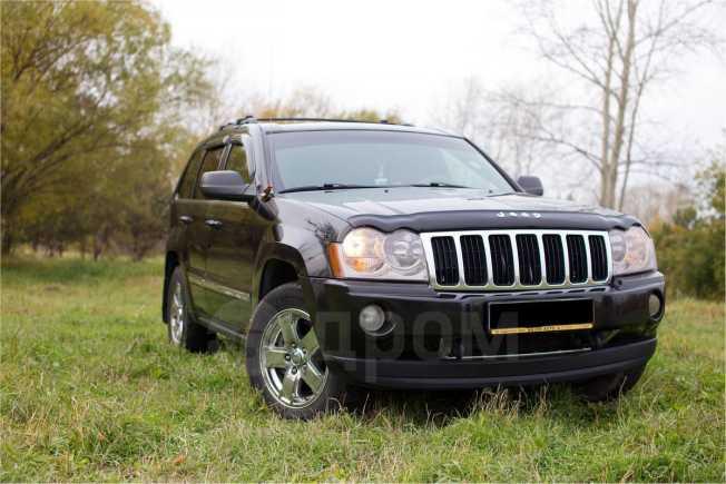 Jeep Grand Cherokee, 2006 год, 630 000 руб.