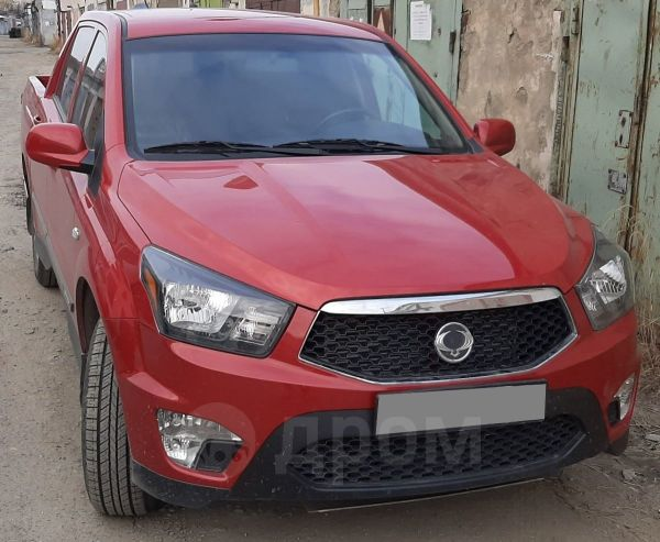 SsangYong Actyon Sports, 2012 год, 800 000 руб.