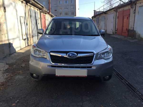 Subaru Forester, 2014 год, 1 155 000 руб.