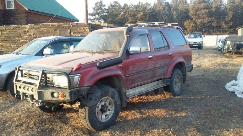 Toyota Hilux Surf, 1992 год, 450 000 руб.