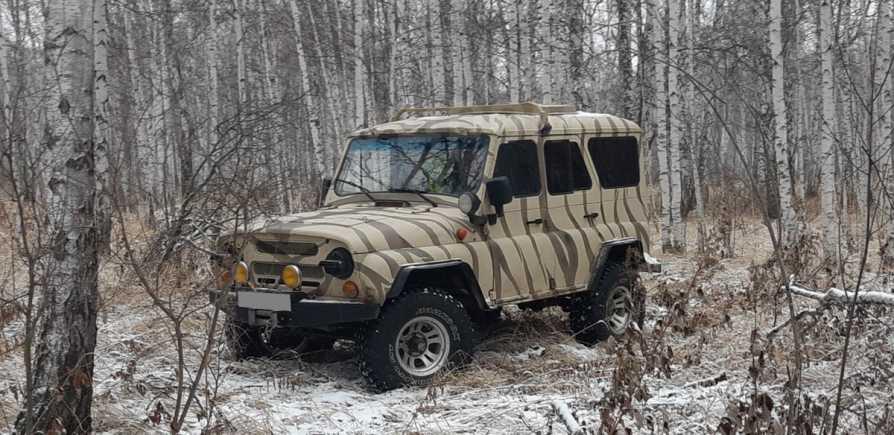 УАЗ 3151, 1997 год, 249 000 руб.