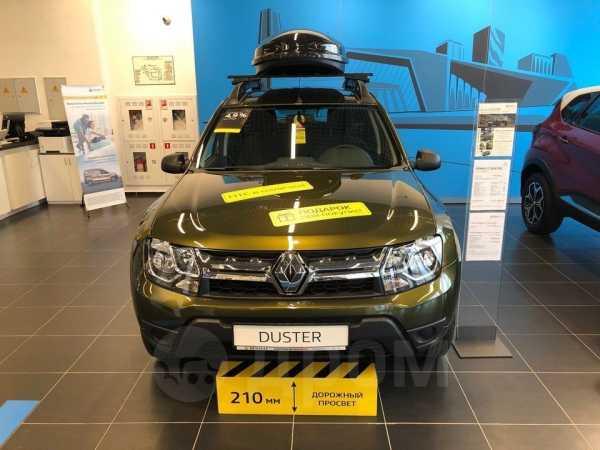 Renault Duster, 2019 год, 1 152 591 руб.
