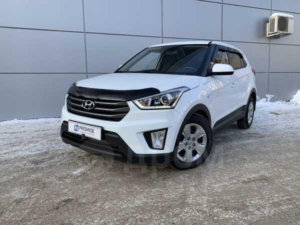 Hyundai Creta, 2017 год, 860 000 руб.