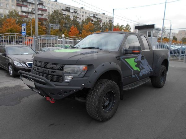Ford F150, 2013 год, 3 200 000 руб.