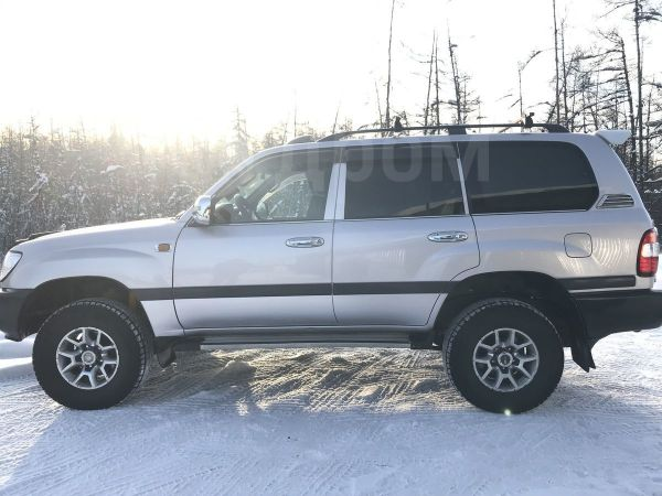 Toyota Land Cruiser, 2004 год, 1 680 000 руб.