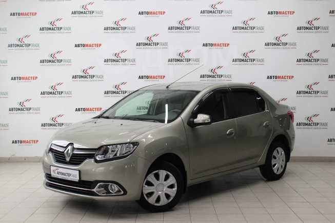 Renault Logan, 2015 год, 560 000 руб.