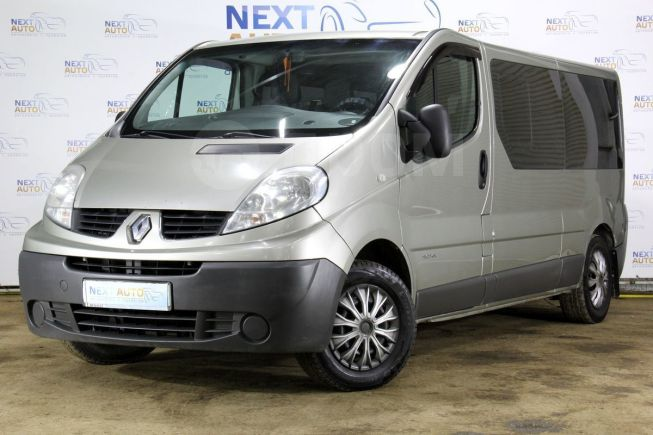 Renault Trafic, 2011 год, 879 000 руб.