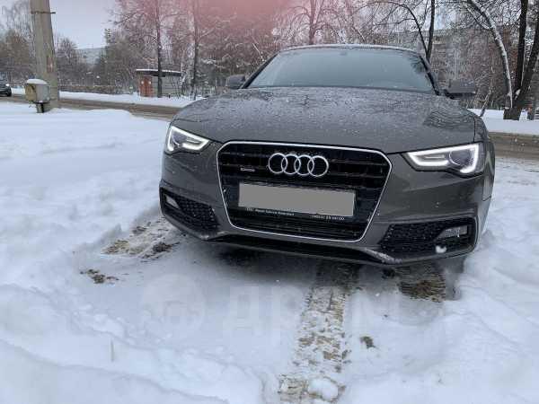 Audi A5, 2015 год, 1 590 000 руб.