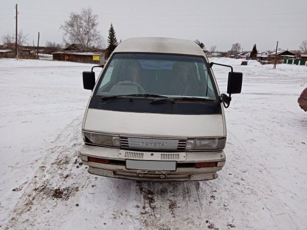 Toyota Town Ace, 1987 год, 55 000 руб.