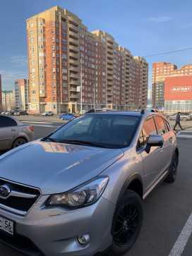 Оренбург Impreza XV 2013