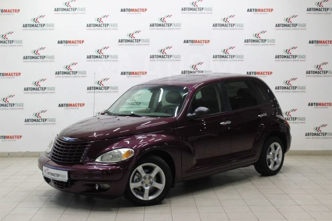 Chrysler PT Cruiser, 2001 год, 327 000 руб.