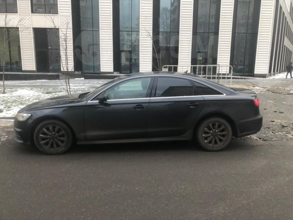 Audi A6, 2017 год, 1 425 000 руб.