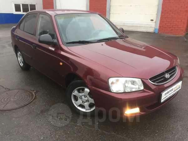 Hyundai Accent, 2008 год, 227 000 руб.