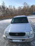 Toyota Land Cruiser, 2000 год, 920 000 руб.