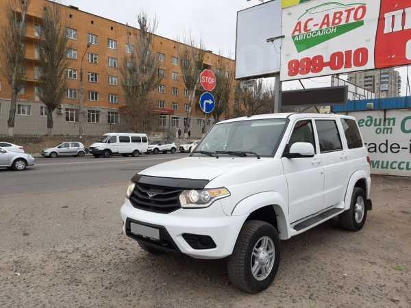 УАЗ Патриот, 2016 год, 440 000 руб.