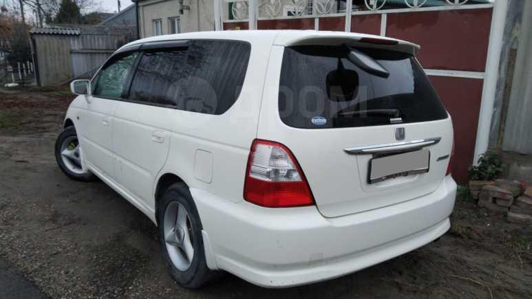 Honda Odyssey, 2002 год, 295 000 руб.