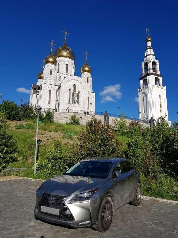 Lexus NX200, 2016 год, 1 900 000 руб.