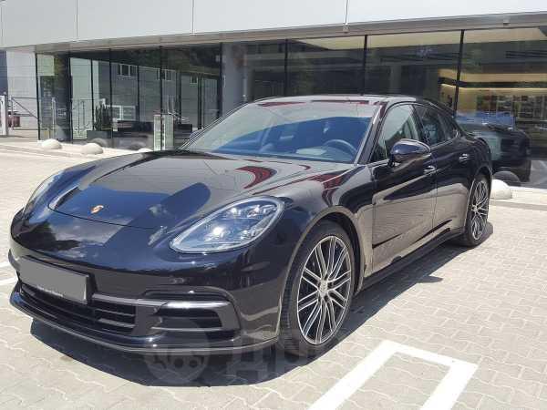 Porsche Panamera, 2019 год, 9 614 892 руб.