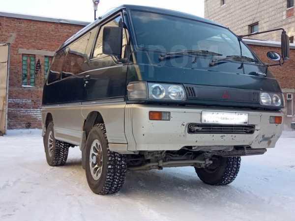 Mitsubishi Delica, 1992 год, 220 000 руб.
