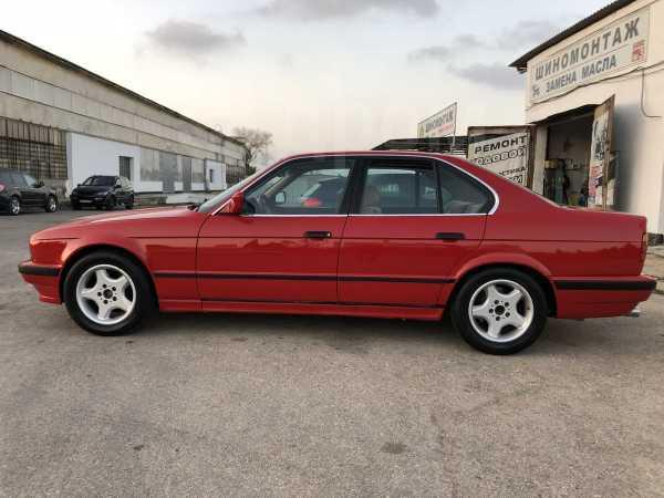 BMW 5-Series, 1988 год, 199 999 руб.