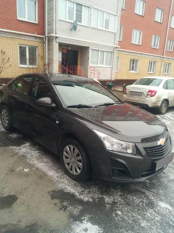 Chevrolet Cruze, 2012 год, 430 000 руб.