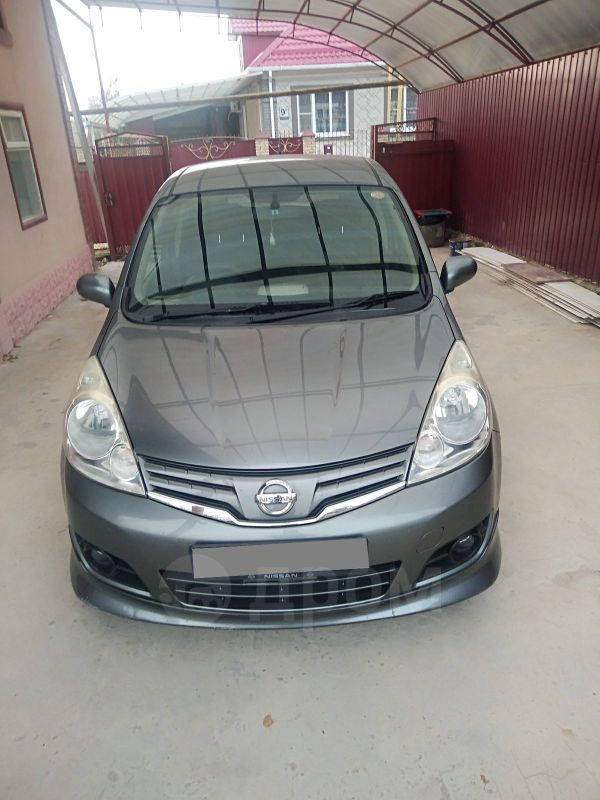 Nissan Note, 2010 год, 430 000 руб.