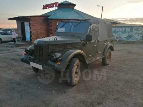 ГАЗ 69, 1958 год, 90 000 руб.