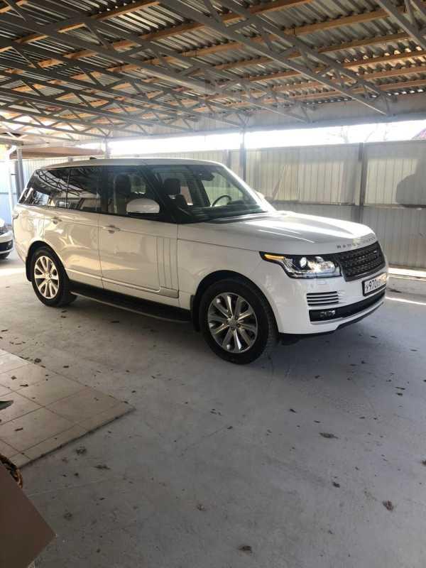 Land Rover Range Rover, 2017 год, 4 500 000 руб.
