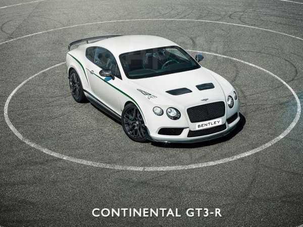 Bentley Continental GT, 2015 год, 8 500 000 руб.
