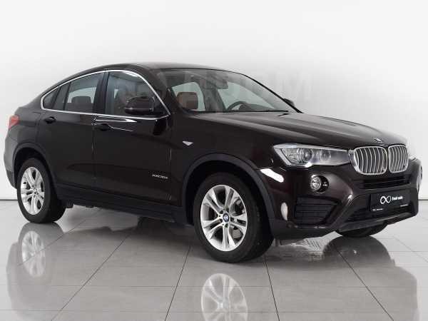 BMW X4, 2015 год, 2 320 000 руб.