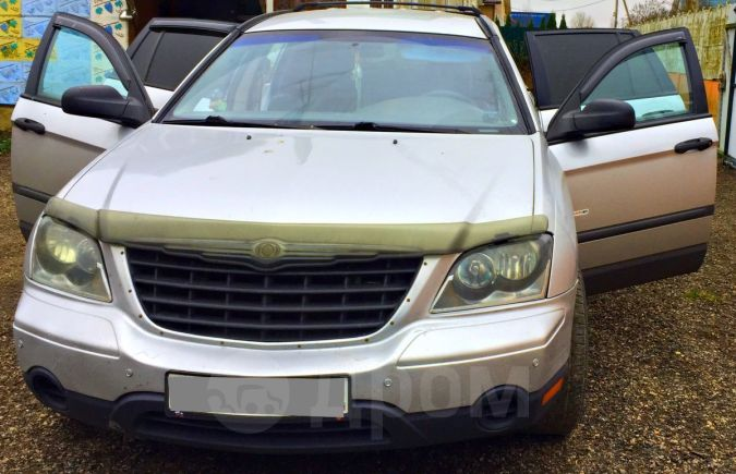 Chrysler Pacifica, 2005 год, 330 000 руб.