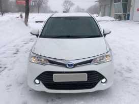 Хабаровск Corolla Axio 2013
