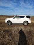 Chevrolet TrailBlazer, 2012 год, 1 050 000 руб.