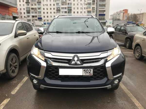 Mitsubishi Pajero Sport, 2017 год, 1 600 000 руб.