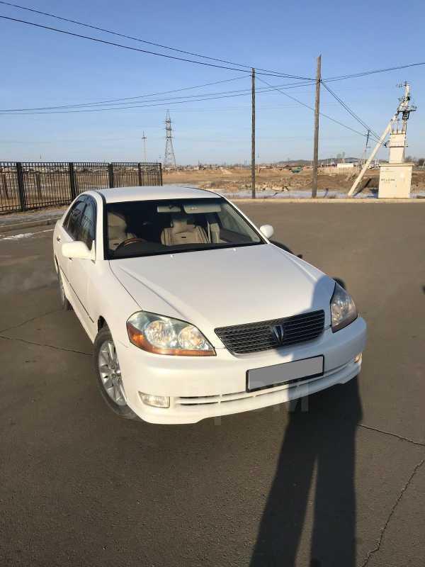 Toyota Mark II, 2004 год, 350 000 руб.